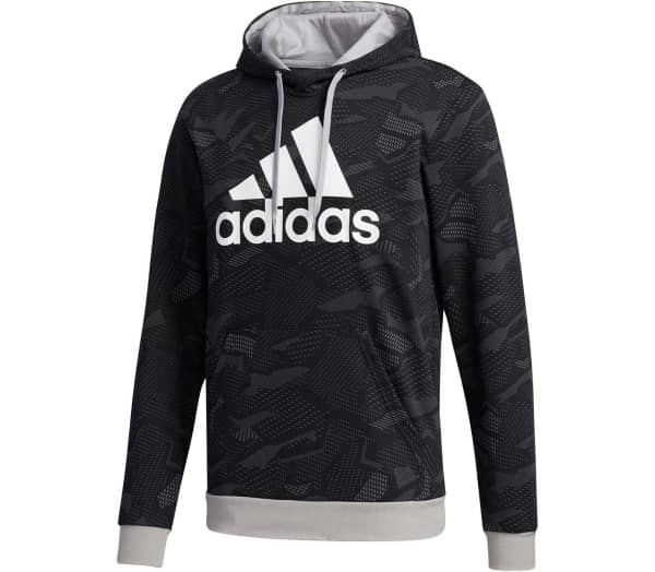 ADIDAS All over Graphic Hombre Sudadera con capucha - 1