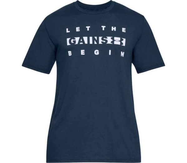 UNDER ARMOUR MFO Let The Gains Begin Hommes Haut training - 1