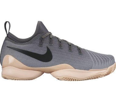 Nike Air Zoom Ultra React Clay Mujer plateado
