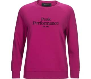 Peak Performance Original Crew Women Sweatshirt