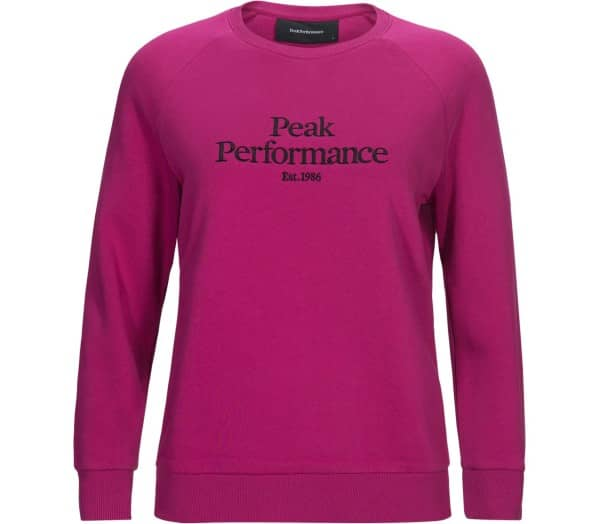 PEAK PERFORMANCE Original Crew Damen Sweatshirt - 1