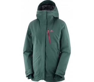 Salomon Qest Snow Damen Skijacke