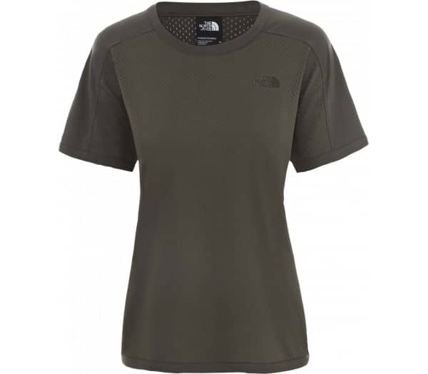 THE NORTH FACE Train N Logo Damen T-Shirt - 1
