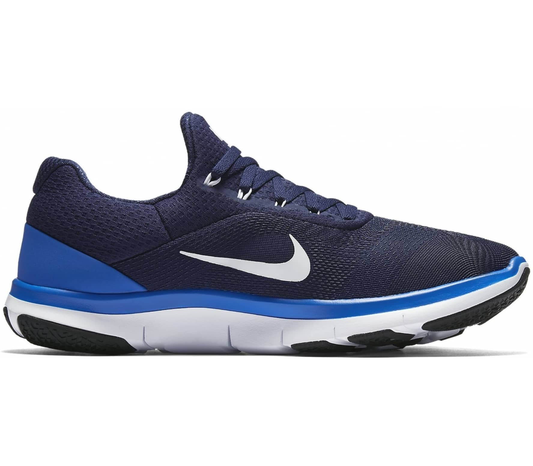a90899cad6bf Nike - Free Trainer v7 men s training shoes (blue white) - buy it at ...