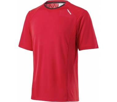 Head - Performance Crew men's tennis top (red)