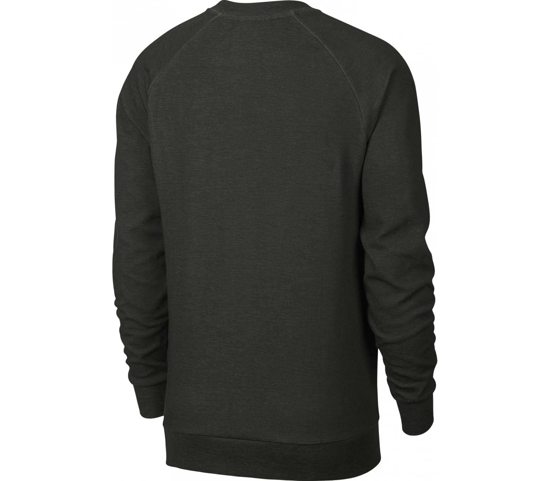 choose newest matching in colour new & pre-owned designer Nike Sportswear - Optic fleece men's sweatshirt (black)