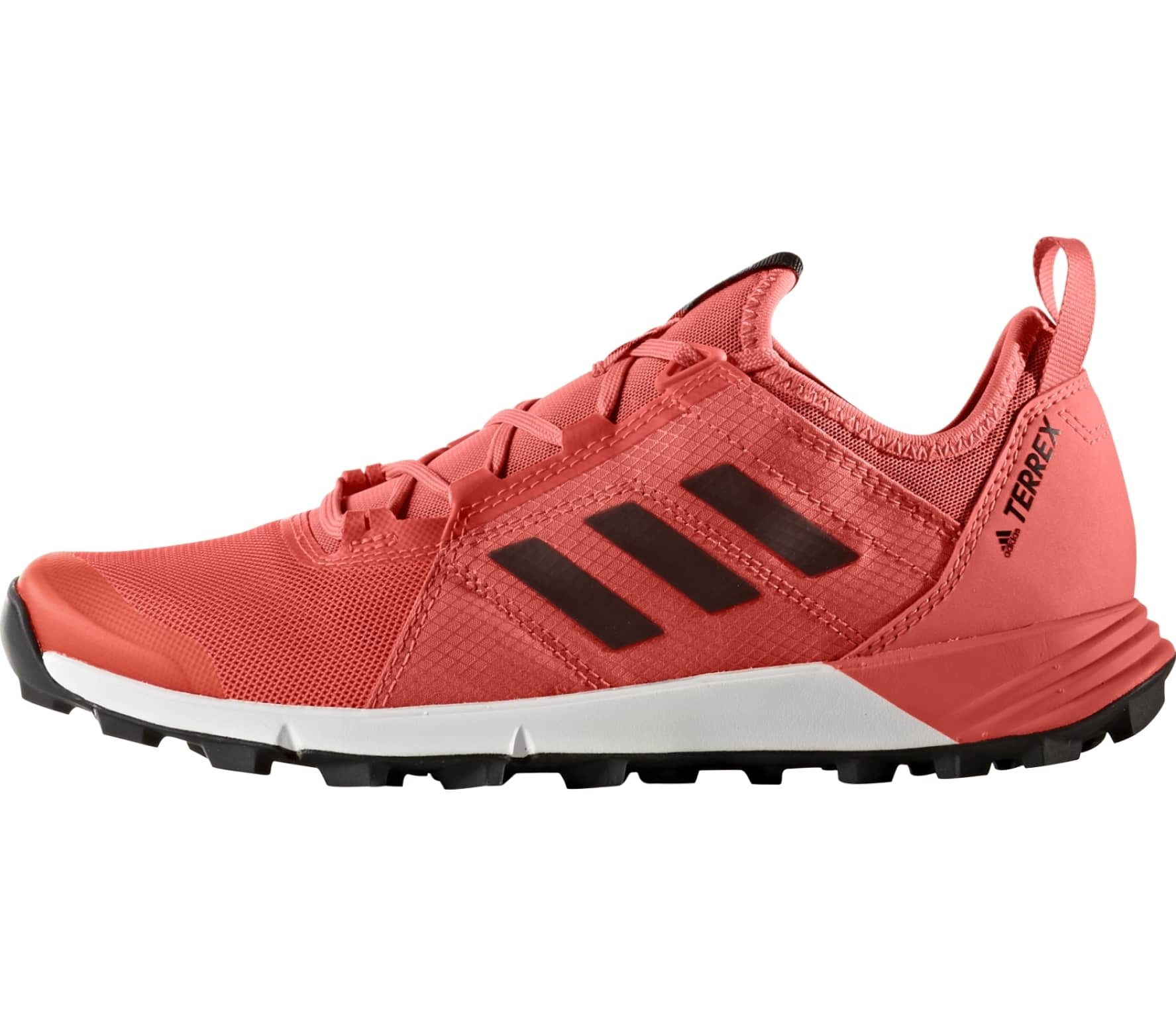 Adidas Terrex Agravic Speed women's trail running shoes (red)