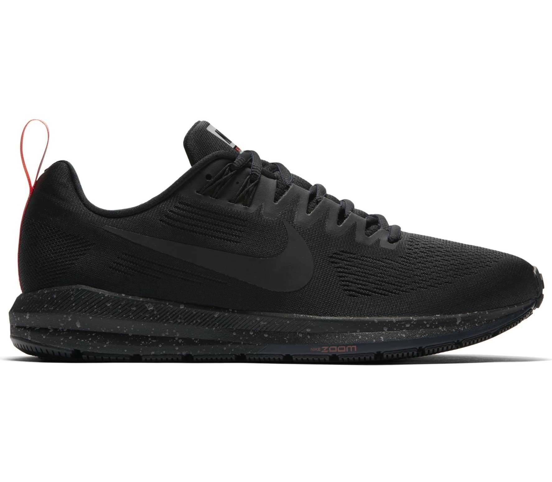 on sale 16682 349d8 Nike - Air Zoom Structure 21 Shield men s running shoes (black)