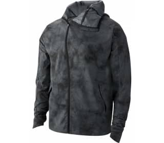 Shield Tech Pack Men Running Jacket