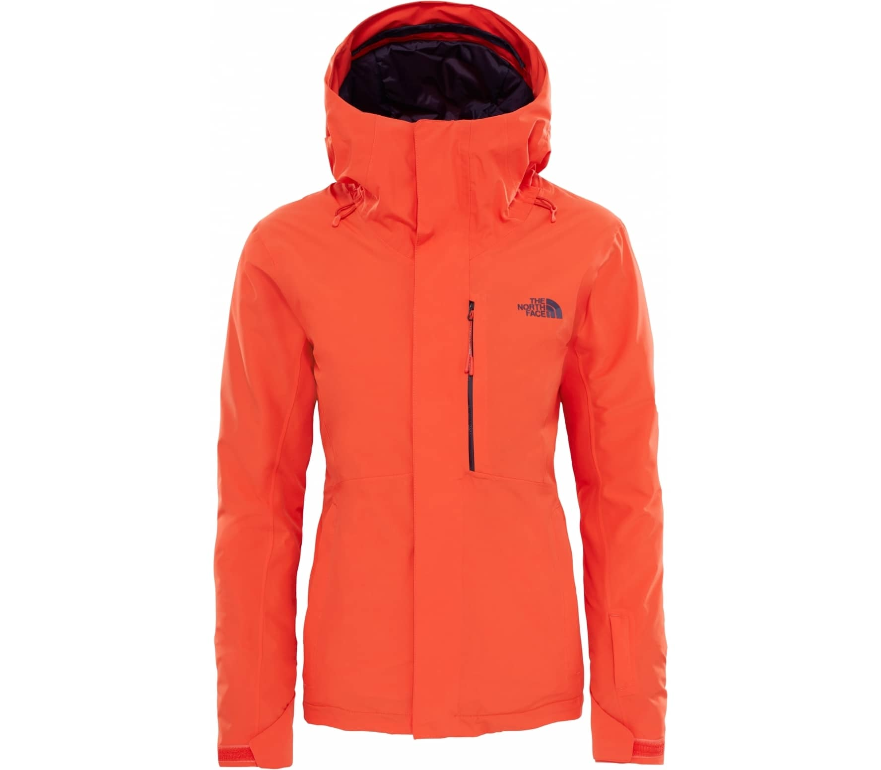 3a17f938999c04 The North Face - Descendit Damen Skijacke (orange) im Online Shop ...