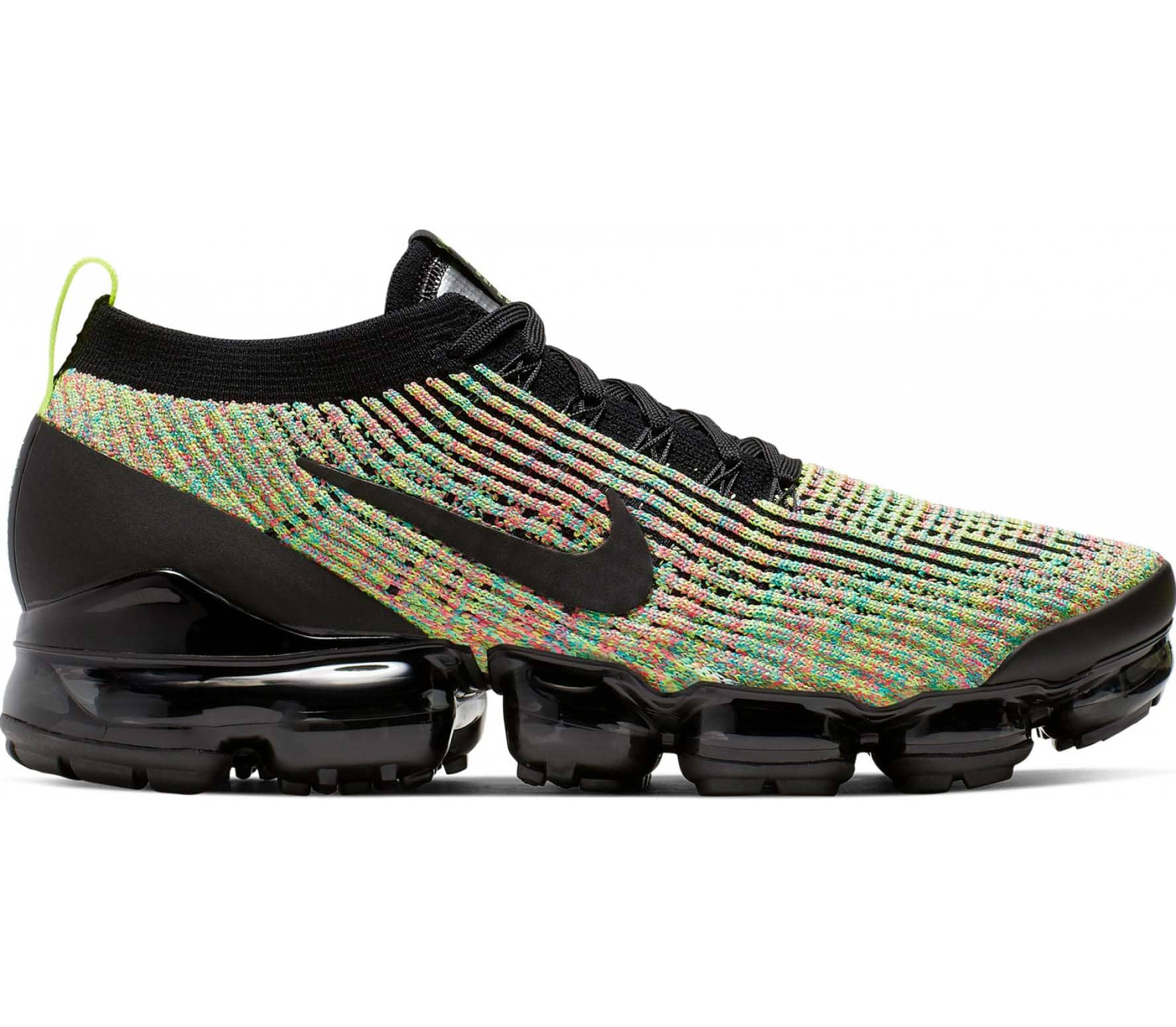 best service 7f34b 3dcd0 Nike Sportswear Air Vapormax Flyknit 3 Men Sneakers multicoloured