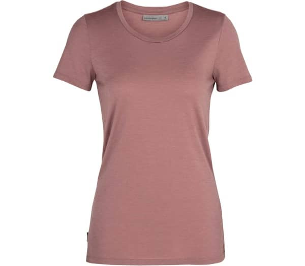 ICEBREAKER Tech Lite Low Crewe Women T-Shirt - 1