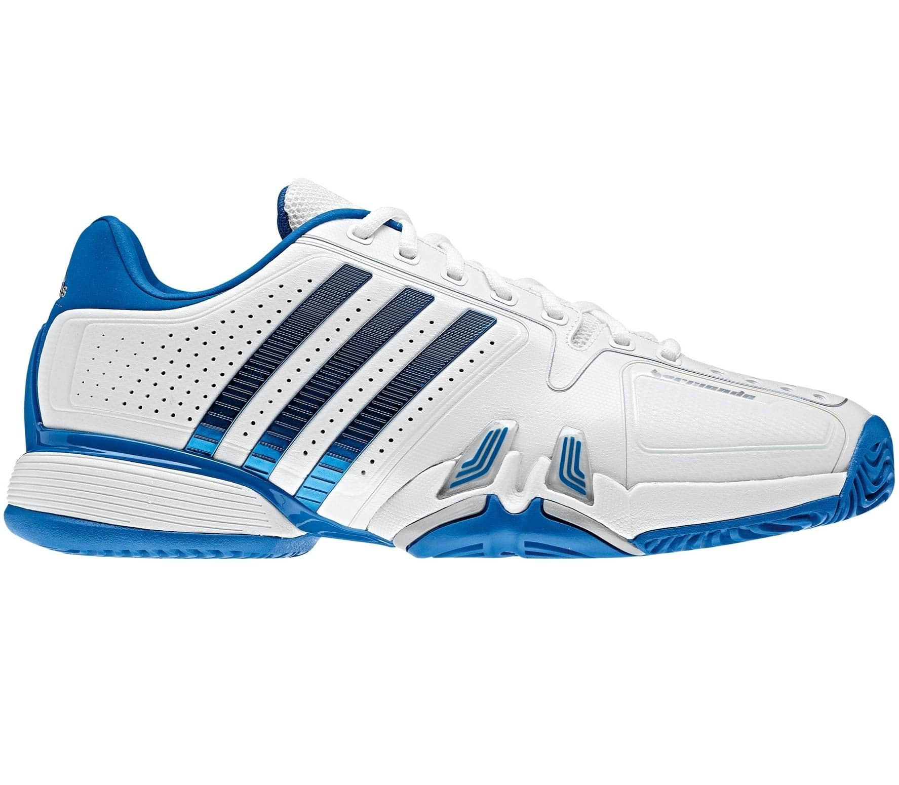 new product d44d6 f0af9 Adidas - Tennisschuhe mens adipower Barricade Synthetic - SS13