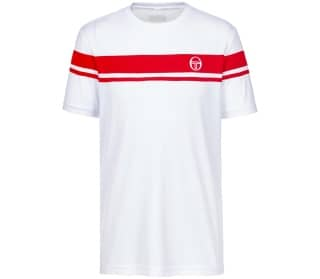 Sergio Tacchini Young Line Pro Men Tennis Top