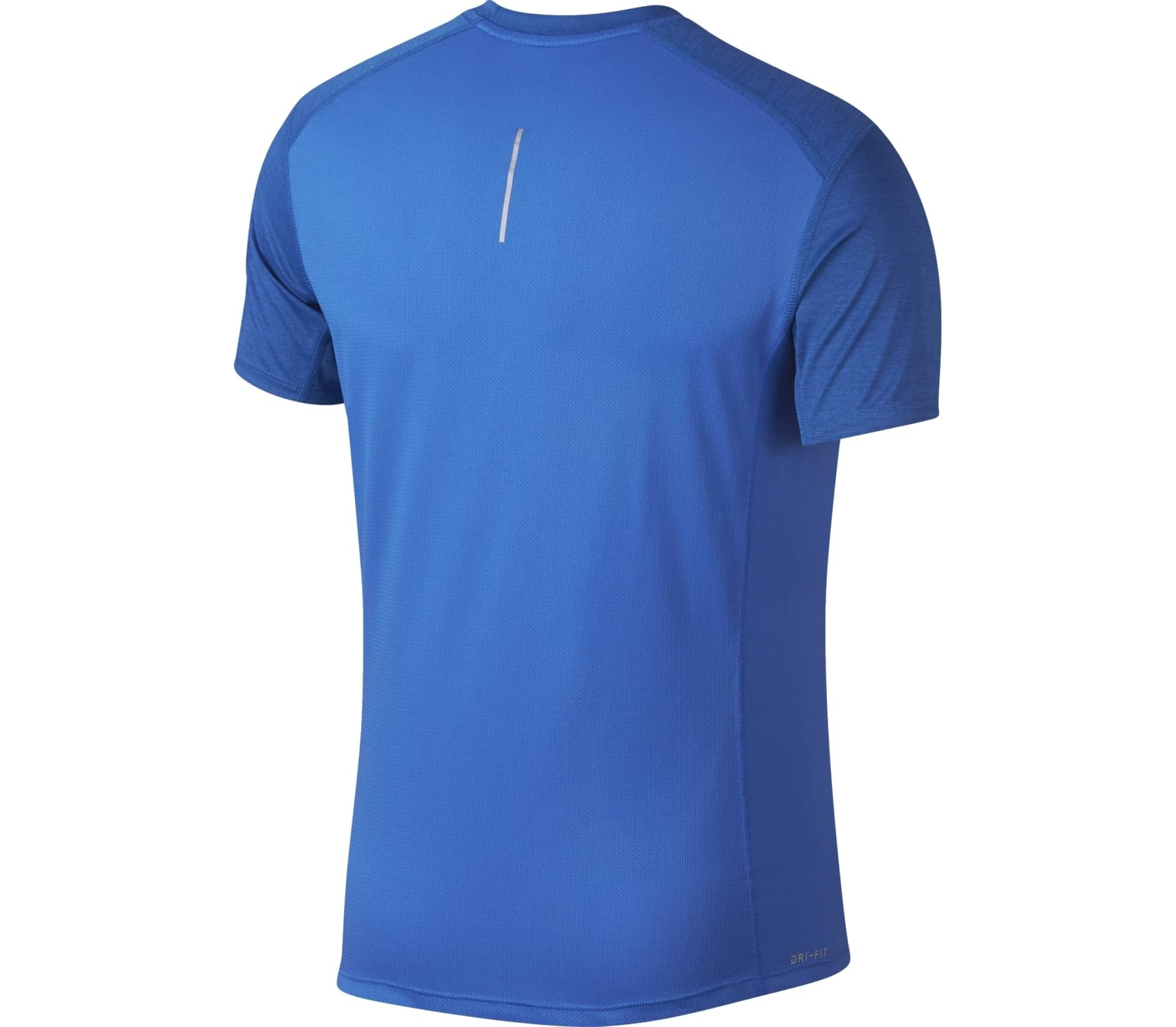 fb585979c9c4 Nike - Dry Miler men s running top (blue) - buy it at the Keller ...