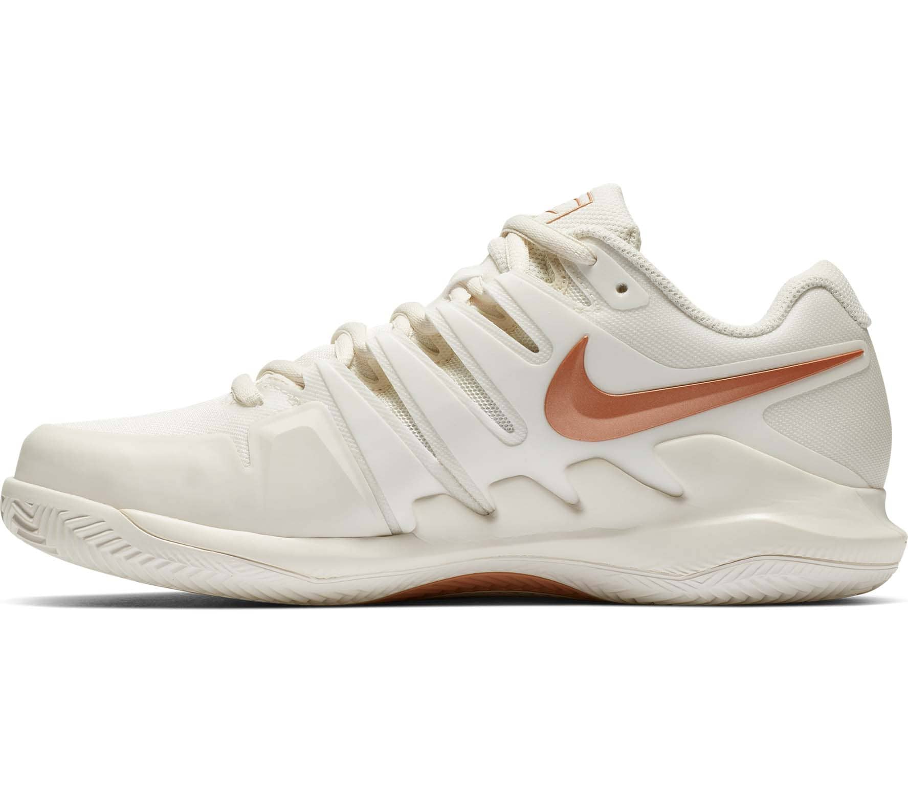 reputable site ea626 66a34 Nike - Air Zoom Vapor X Clay Damen Tennisschuh (beigegold)