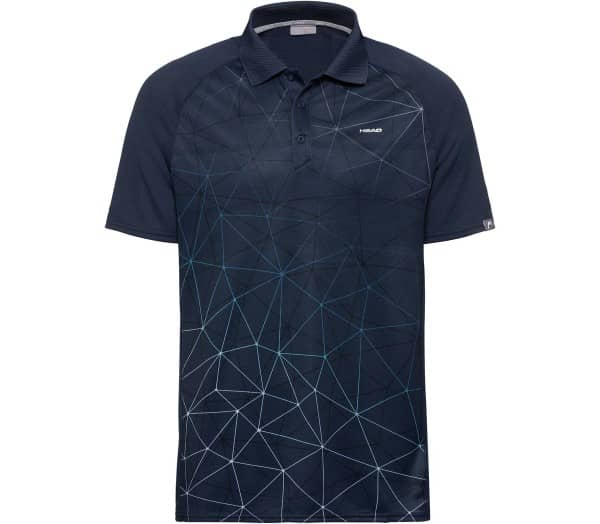 HEAD Performance Men Tennis Polo Shirt - 1