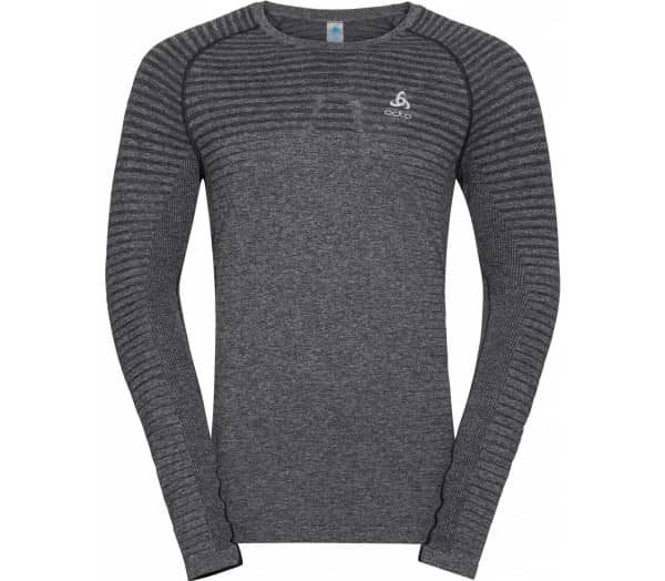 ODLO BL Crew Neck Seamless Element Herren Funktionslongsleeve - 1