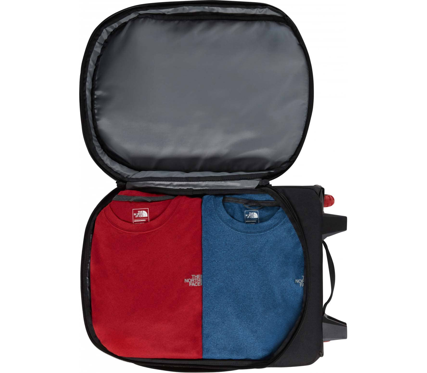 bbe6c0174 The North Face - Overhead 19 travel bag (black)