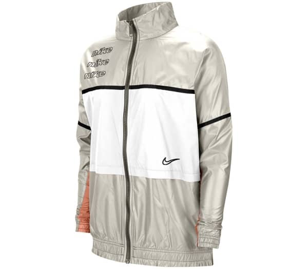 NIKE SPORTSWEAR BLACK Women Jacket - 1