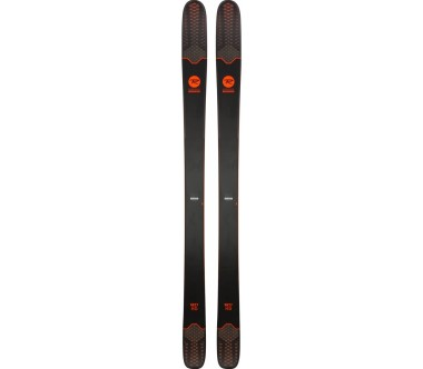 Rossignol - Sky 7 HD men's freeride skis (black/orange)