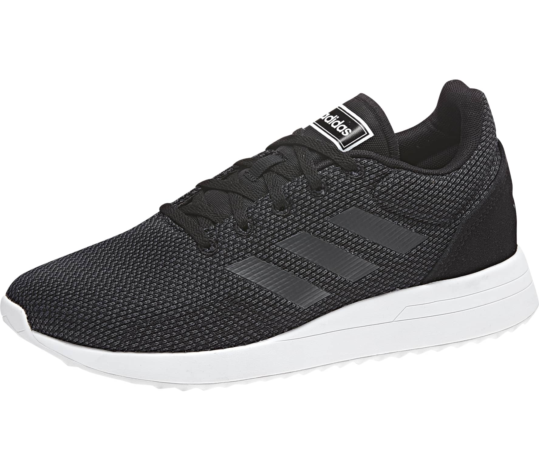Adidas Run 70s Women S Running Shoes Black Buy It At The