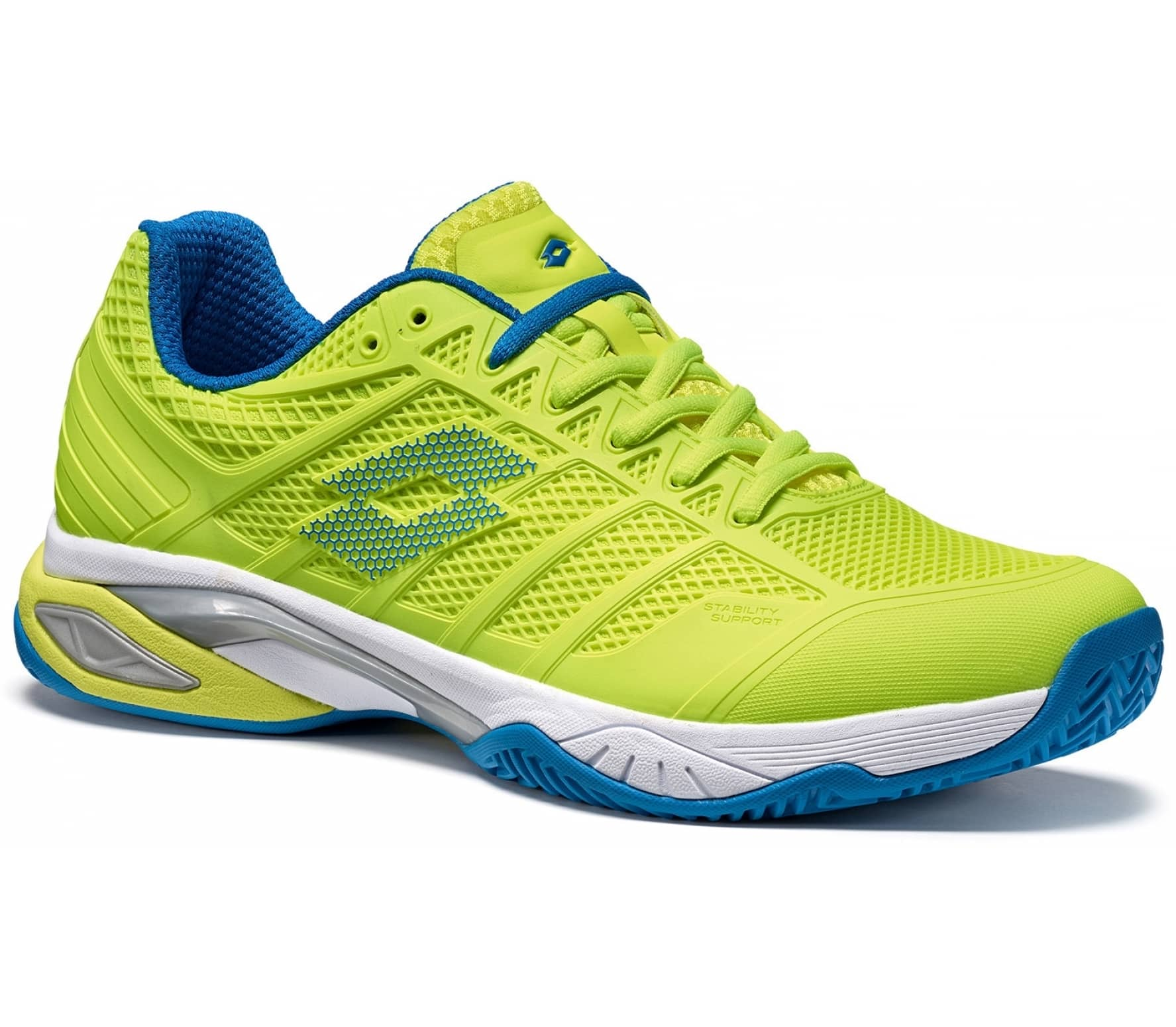 Lotto Viper Ultra IV Clay Hommes jaune
