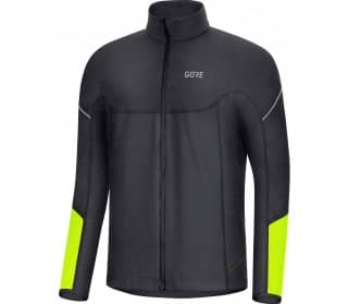 M Thermo Zip Men Running Long Sleeve