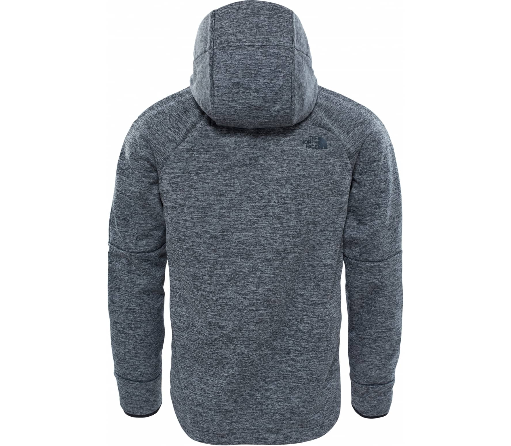 848be143f The North Face Thermal WindWall® Hoodie Men silver