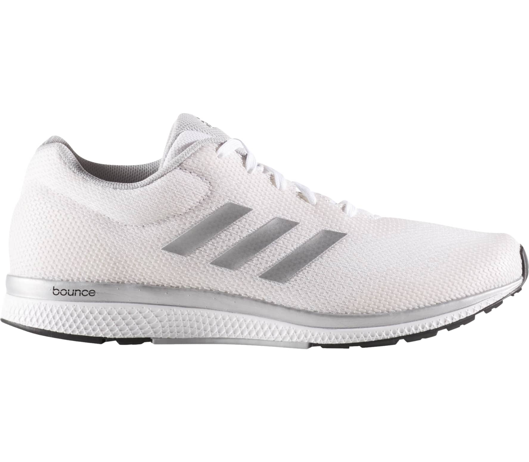 los angeles 0f1a6 37972 Adidas - Mana Bounce 2 Aramis women's running shoes (white/silver)