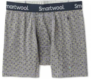 Merino 150 Print Boxer Brief Men Functional Trousers