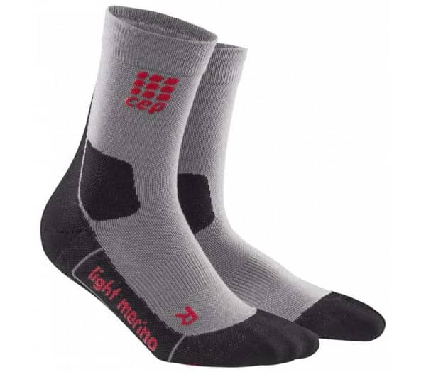 CEP Dynamic+ Outdoor Light Merino Mid-Cut Women Socks