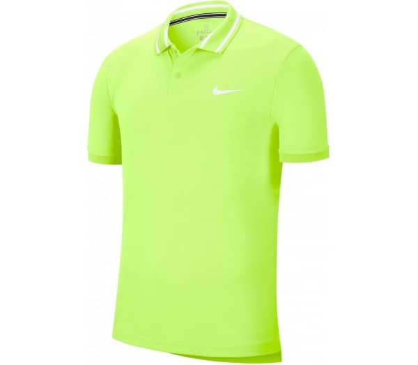 NIKE NikeCourt Dri-FIT Men Tennis Polo Shirt - 1