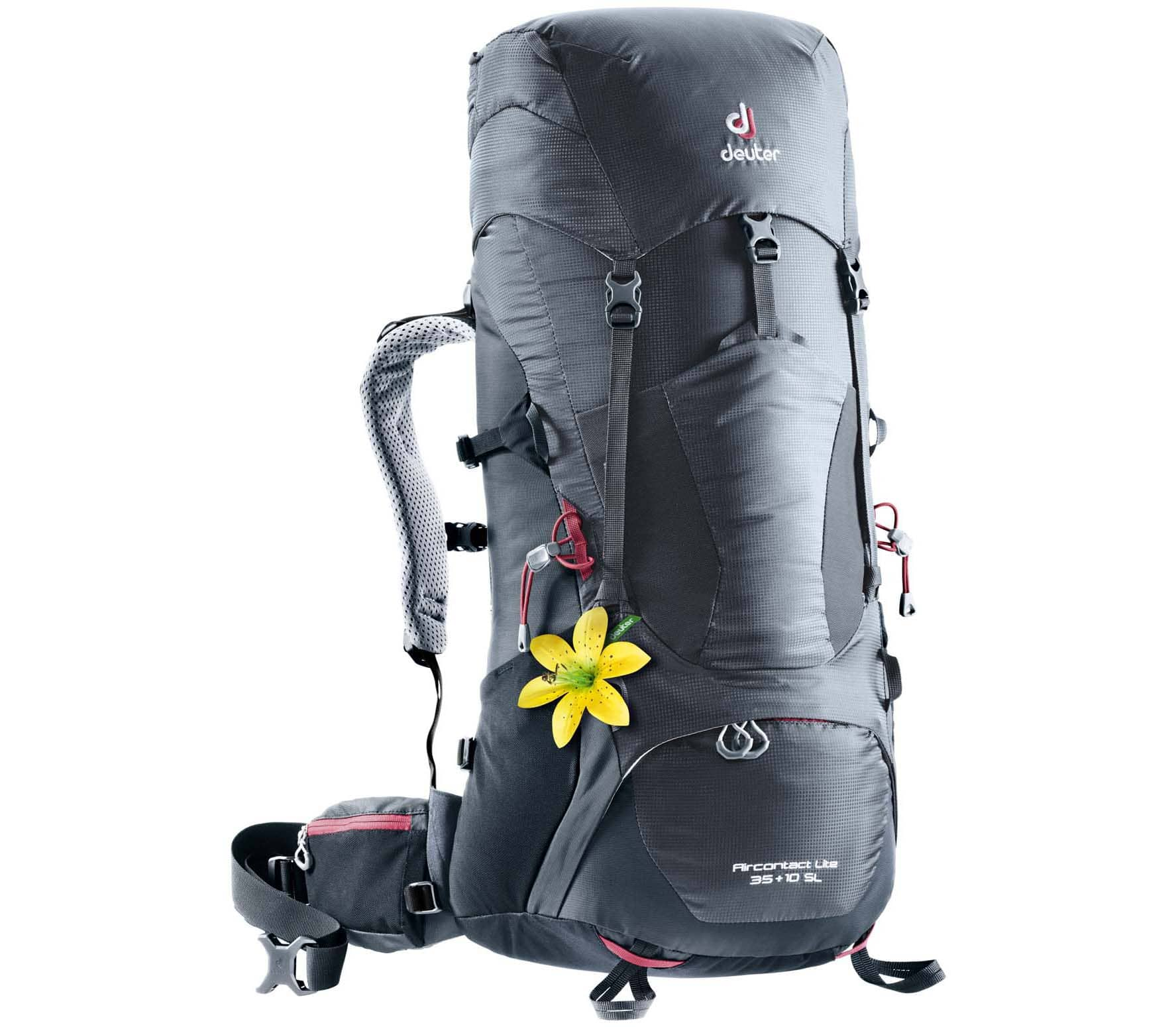 Deuter - Aircontact Lite 35 + 10 hiking backpack (grey)