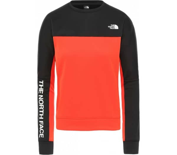 THE NORTH FACE Train N Logo Crop Women Long Sleeve - 1