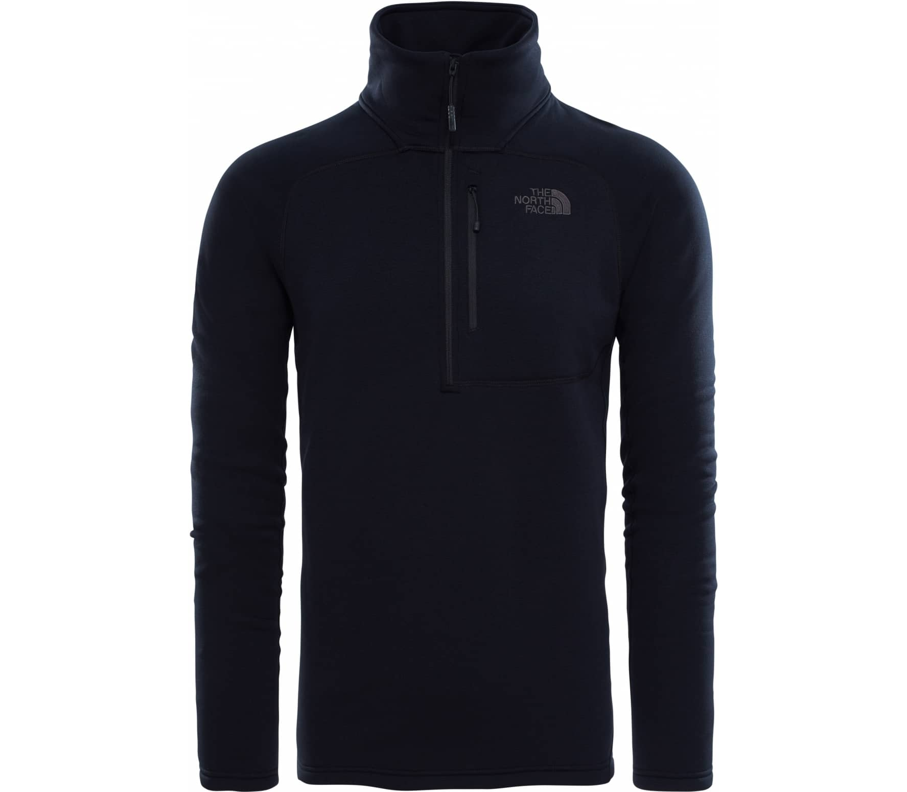 miglior servizio 62368 fb52f The North Face Flux2 1/4 Zip Men black