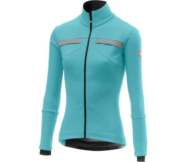 CASTELLI Dinamica Women Cycling Jacket - 1