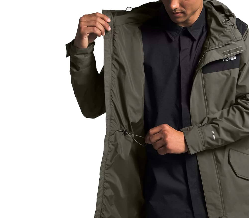 City Breeze Herren Parka