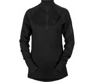 Alpine Merino Crew Dames Top