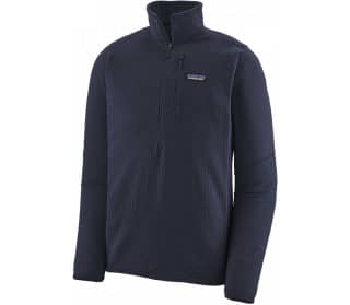 R1 P/O Men Fleece Jacket