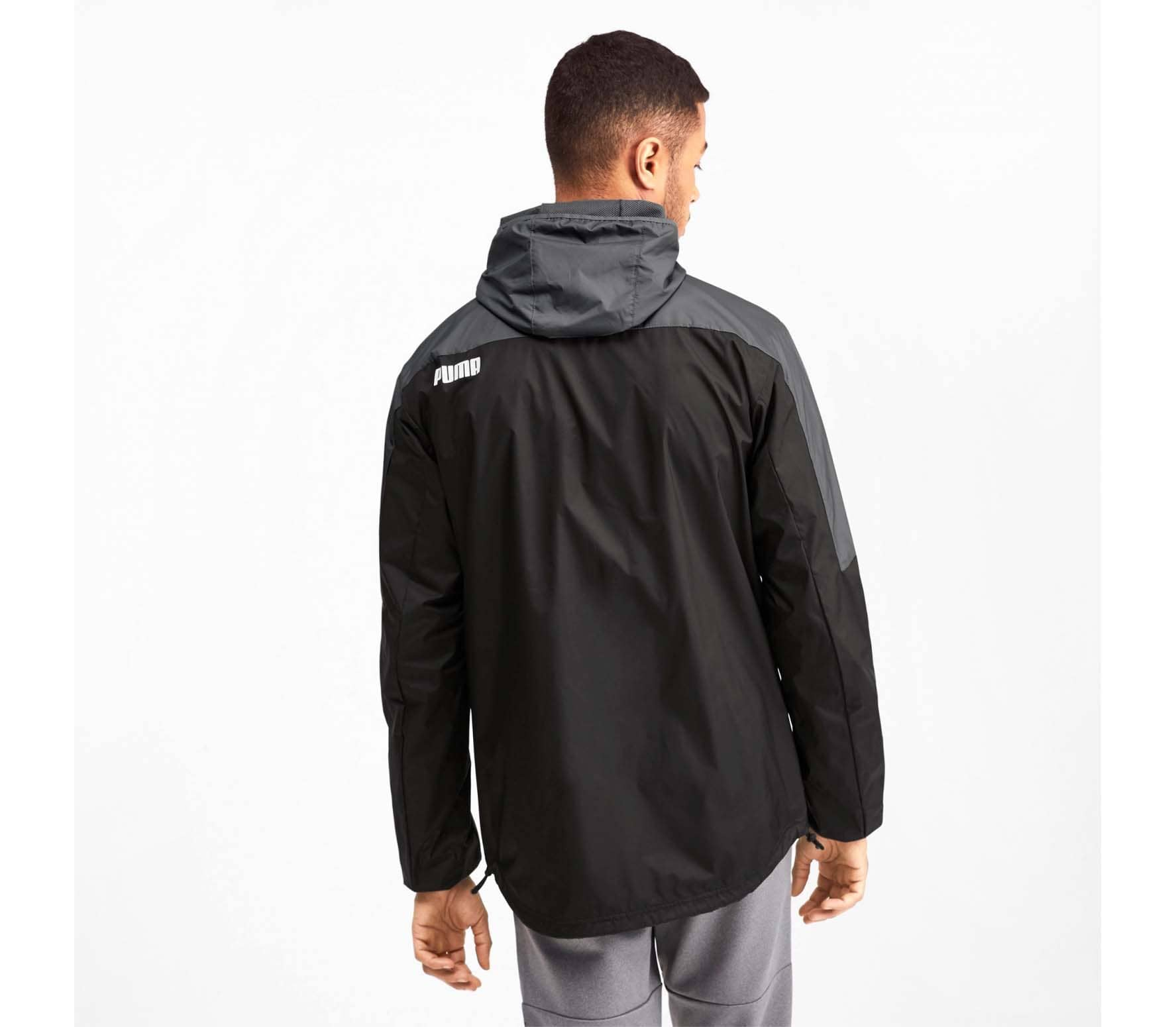 Puma Active Sporty Men Training Jacket grey