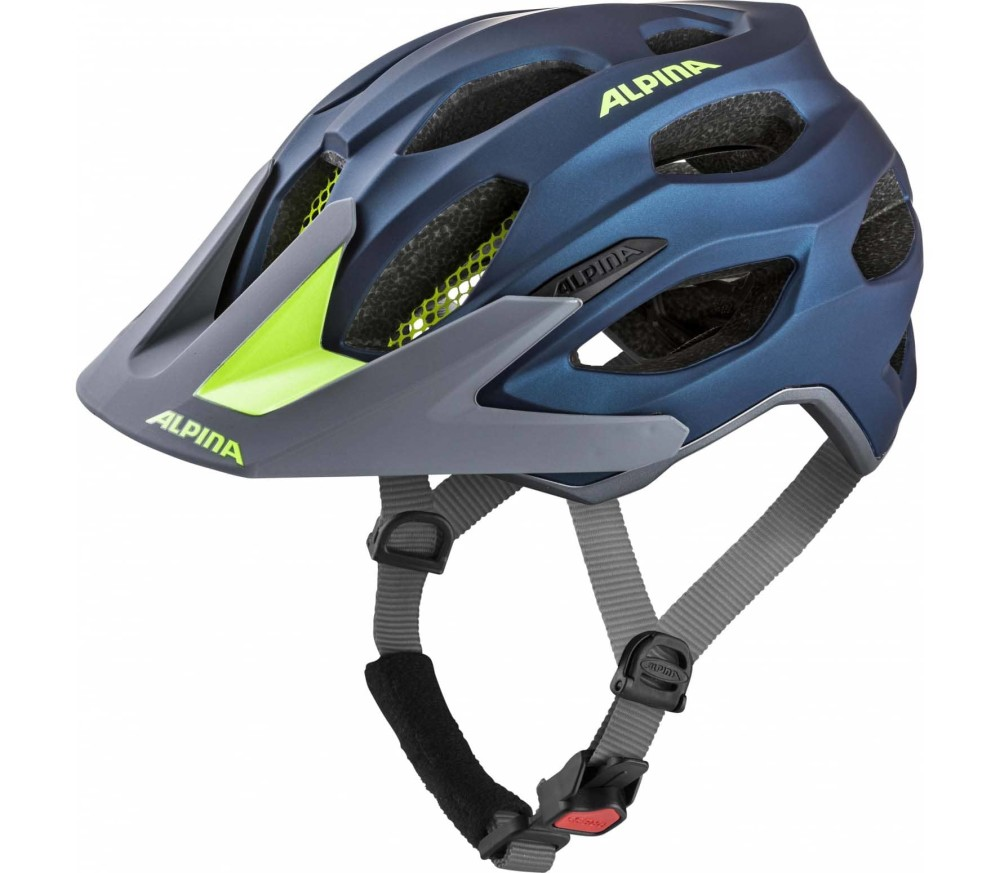 Alpina Carapax 2.0 Mountainbikehelm Unisex