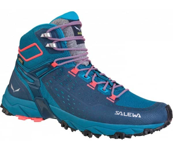 SALEWA Ws Alpenrose Ultra MID GORE-TEX Women Hiking Boots - 1