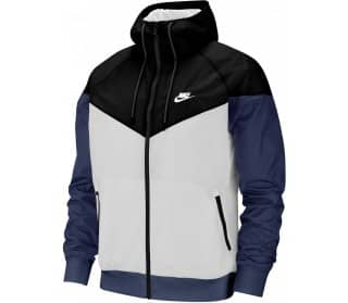 Windrunner Men Zip-up Sweathirt