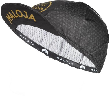 Maloja - PushbikersM. cap men's Bike cap (black)