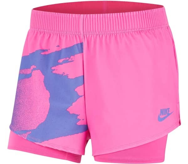 NIKE Slam Women Tennis Shorts - 1