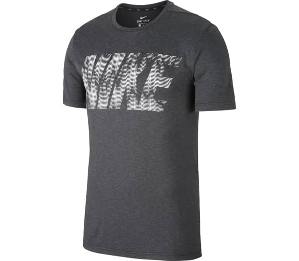 NIKE Dry GFX1 Men Sports-T-Shirt - 1
