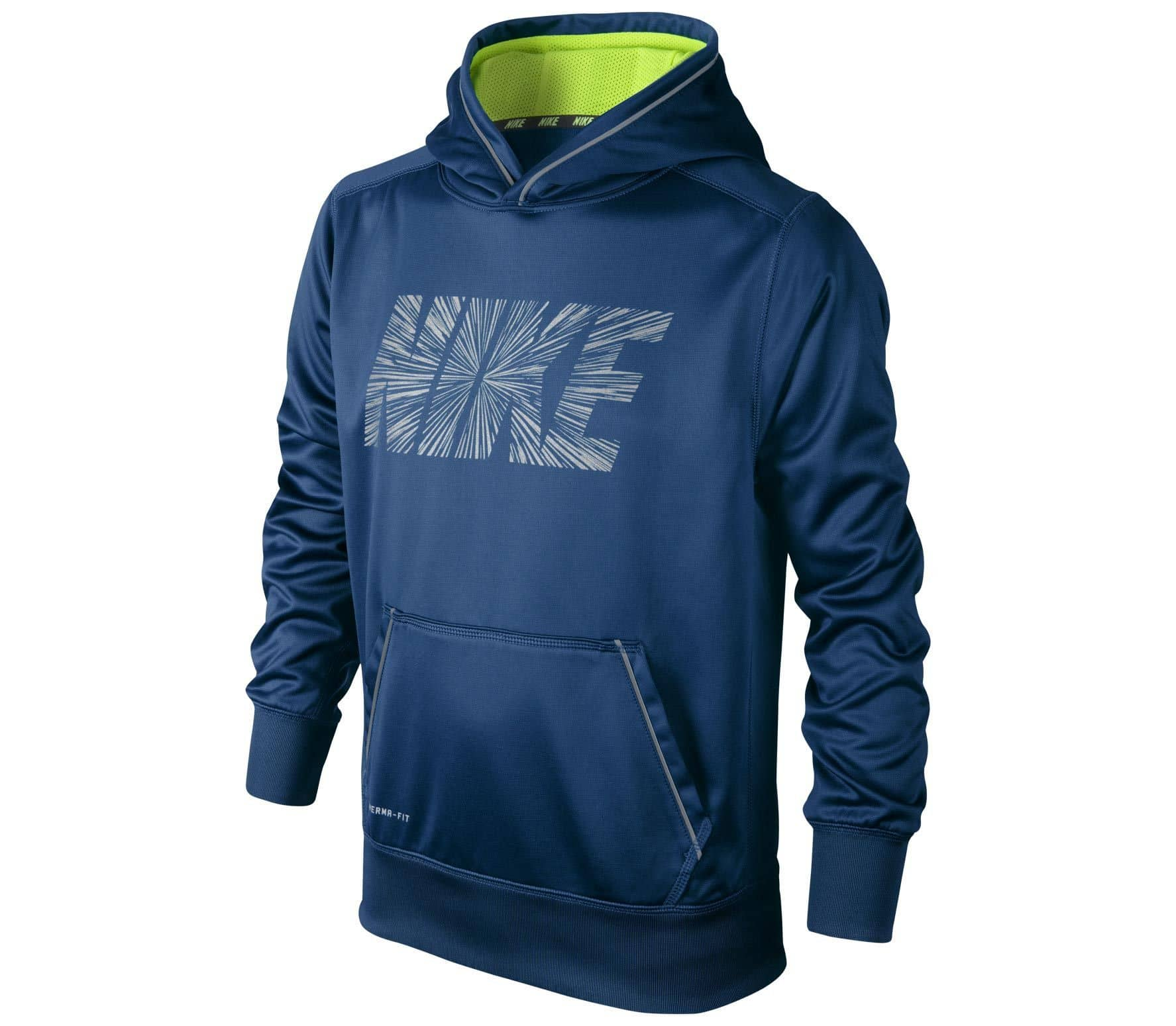 wholesale dealer 9c46f 0d066 Nike - KO 2.0 Reflective OTH Barn Trainingshoody (blå)