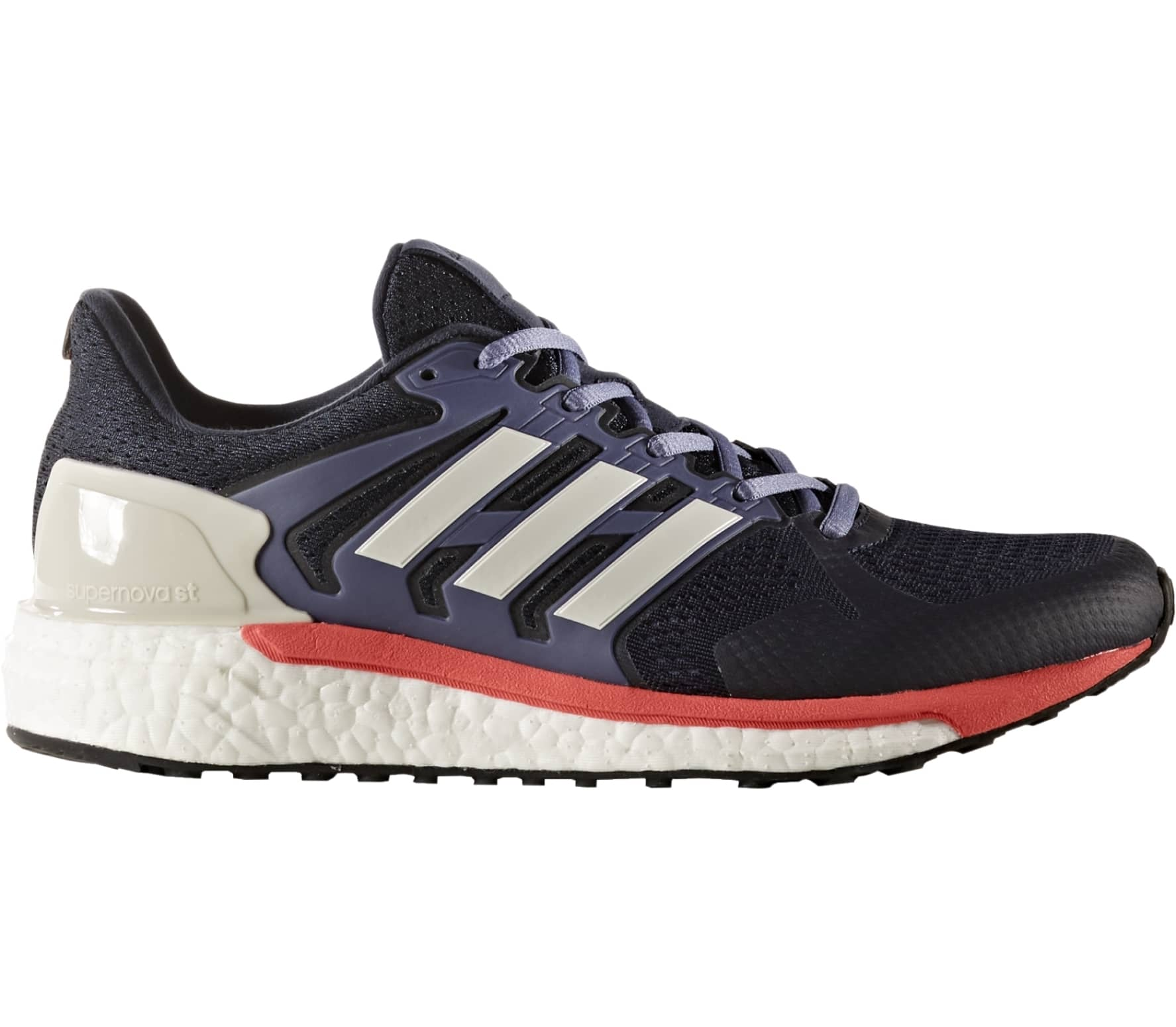 b1753055b Adidas - Supernova ST women s running shoes (dark blue white) - buy ...