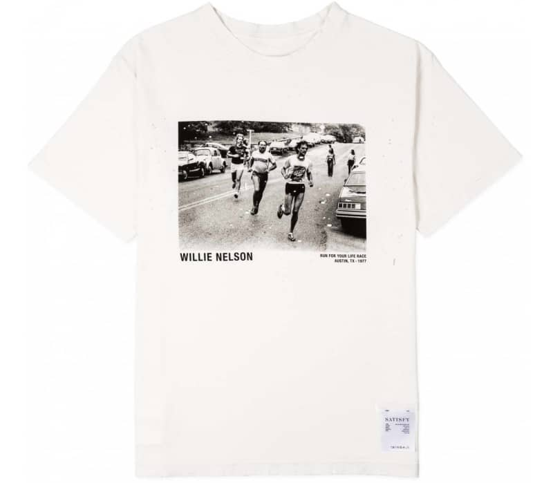 Willie Moth Eaten T-Shirt